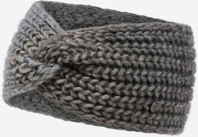 EDC BY ESPRIT Stirnband in beige / hellgrau / dunkelgrau, Produktansicht
