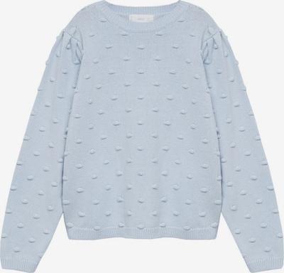 MANGO KIDS Pullover in pastellblau, Produktansicht