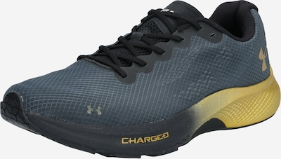 UNDER ARMOUR Laufschuh 'UA Charged Pulse' in blau / gelb, Produktansicht