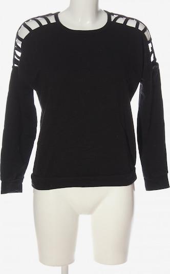 Amisu Sweatshirt in S in schwarz, Produktansicht