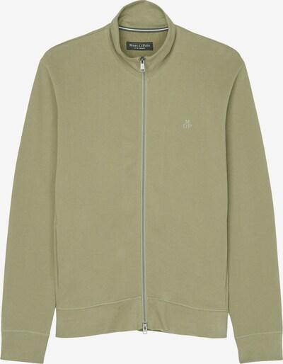 Marc O'Polo Sweatjacke in khaki, Produktansicht