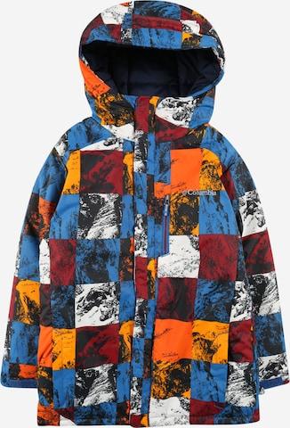 COLUMBIA Toiminnallinen takki 'Alpine Free Fall Update' värissä sekavärit