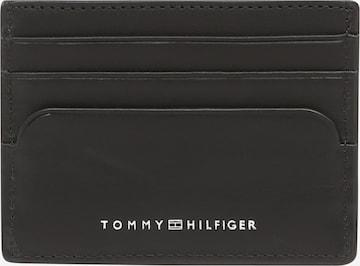 TOMMY HILFIGER Etui 'Commuter' in Schwarz