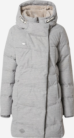 Ragwear Vinterjakke 'PAVLA' i grå