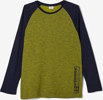 T-Shirt s.Oliver en vert