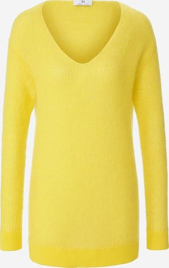 Peter Hahn Pullover in gelb, Produktansicht