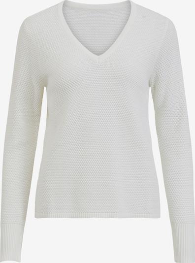 VILA Sweater 'Chassa' in White, Item view