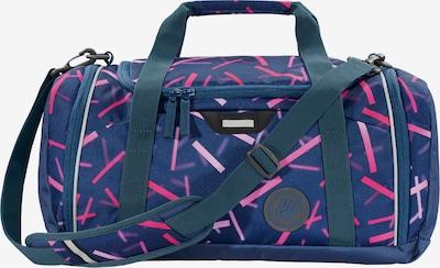 Coocazoo Sporttasche  'SporterPorter' in blau / mischfarben, Produktansicht