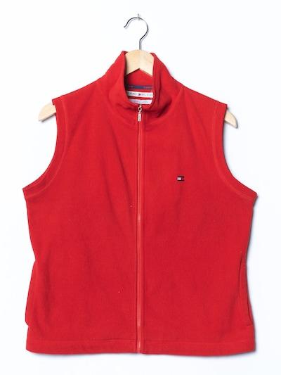 TOMMY HILFIGER Weste in L-XL in rot, Produktansicht