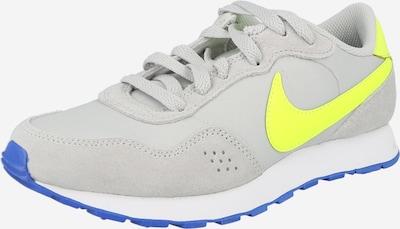Nike Sportswear Sneaker 'VALIANT' in neongelb / grau: Frontalansicht