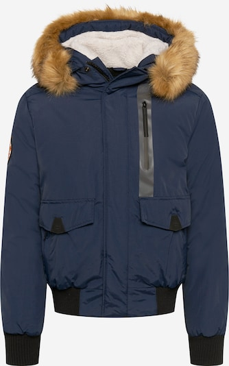 Superdry Winterjas 'Everest' in de kleur Nachtblauw, Productweergave