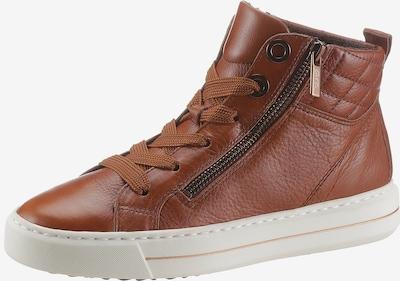 ARA Sneaker 'Courtyard' in karamell, Produktansicht