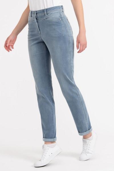 Recover Pants Jeans in blue denim, Modelansicht