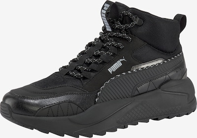 PUMA High-Top Sneakers in Black / White, Item view