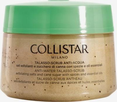 Collistar Body Peeling 'Anti-Water Talasso' in Dark yellow / Dark green, Item view