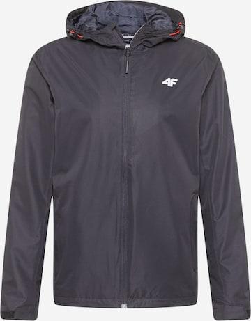4F Sport-Jacke in Schwarz
