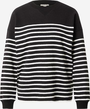 ESPRIT Sweatshirt in Black