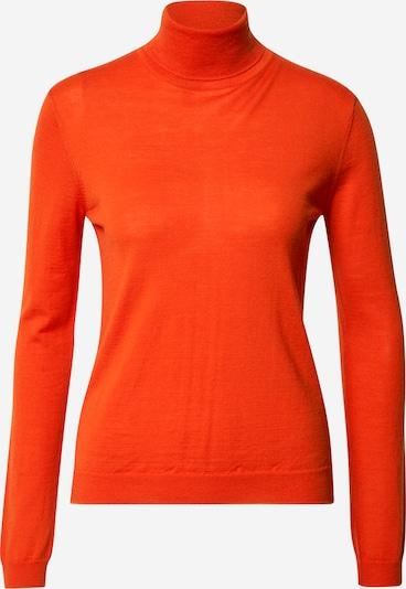 SAND COPENHAGEN Sweter 'Trish' w kolorze pomarańczowym: Widok z przodu