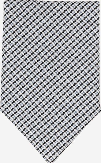 JOOP! Einstecktuch in blau / schwarz / weiß, Produktansicht