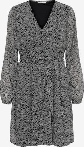 Rochie tip bluză 'CERA' de la ONLY pe gri
