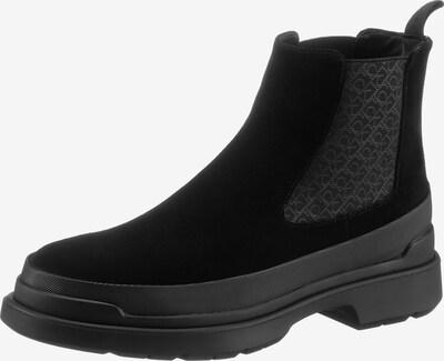 Calvin Klein Chelseaboots in schwarz, Produktansicht