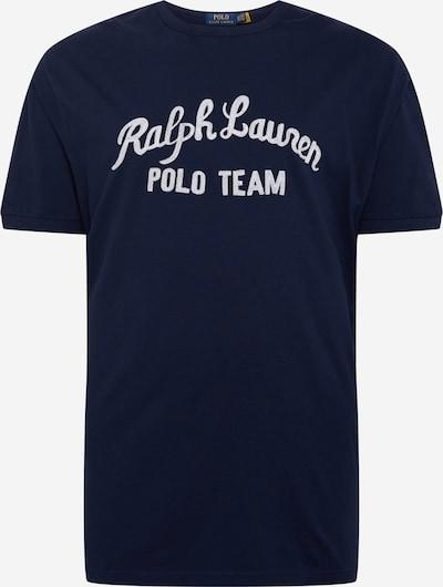 POLO RALPH LAUREN Shirt in de kleur Navy / Wit, Productweergave