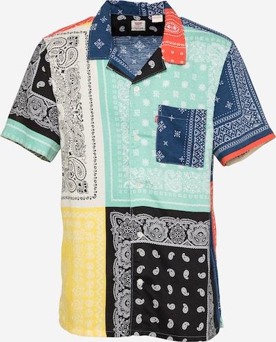 LEVI'S Košile - žlutá / nefritová / korálová / černá / bílá, Produkt