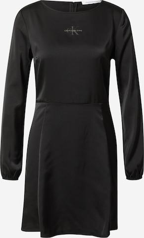 Calvin Klein Jeans Kjoler 'Easy Day' i svart