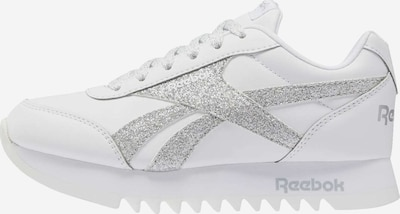 Reebok Classics Sneakers 'Royal' in Silver / White, Item view