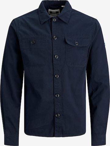 Jack & Jones Plus Hemd 'Ben' in Blau