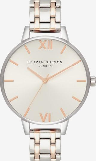 Olivia Burton Uhr in rosegold / silber, Produktansicht
