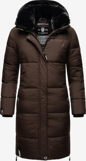 MARIKOO Winter Coat in Chocolate, Item view