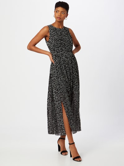 Banana Republic Společenské šaty - černá / bílá, Model/ka