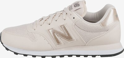 new balance Sneaker in beige / gold, Produktansicht