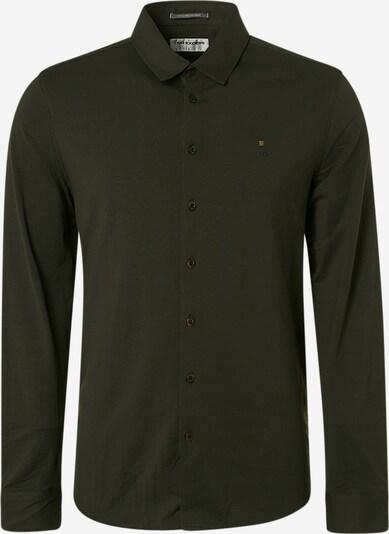 No Excess T-Shirt en marron / gris foncé / vert foncé, Vue avec produit