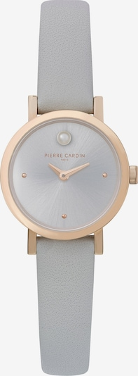 PIERRE CARDIN Uhr in rosegold / grau, Produktansicht