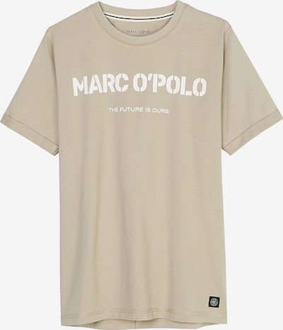 Marc O'Polo Junior T-Shirt in greige / schwarz / weiß, Produktansicht