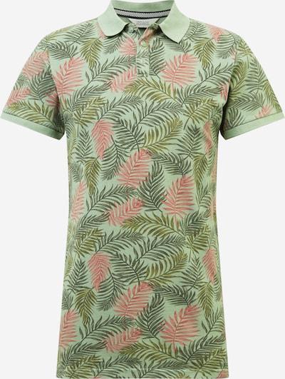 !Solid Camiseta 'Pasqual' en menta / mezcla de colores, Vista del producto