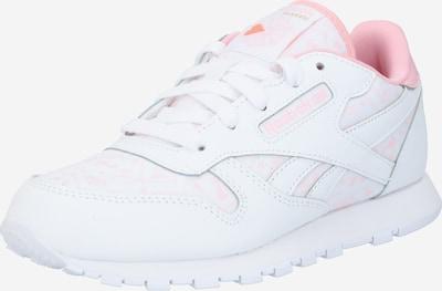 Reebok Classic Sneaker in pastellpink / weiß, Produktansicht