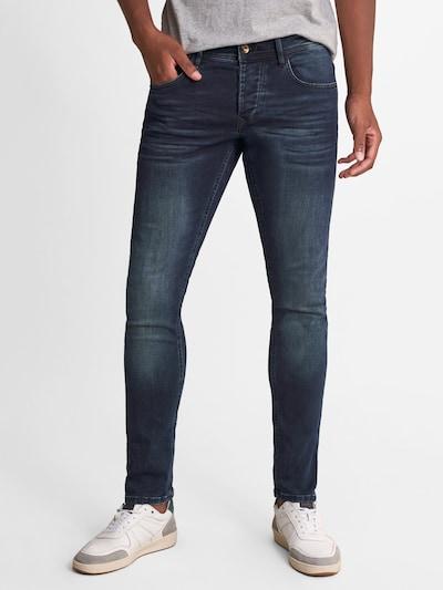 Salsa Jeans 'Clash' in blue denim, Modelansicht