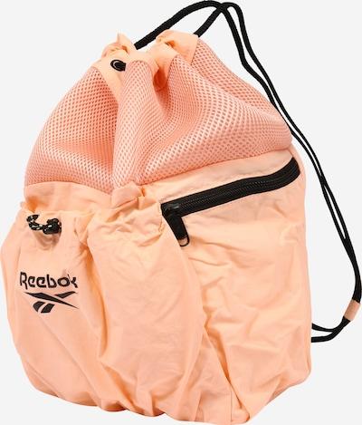 Reebok Classic Тренировъчна чанта 'Summer Retreat S' в бледорозово / черно, Преглед на продукта