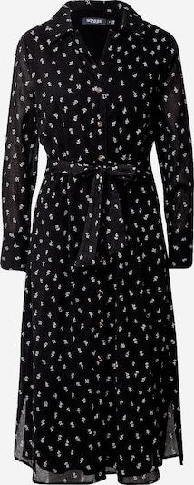 SOAKED IN LUXURY Robe-chemise 'Carroll Halima' en noir / blanc, Vue avec produit