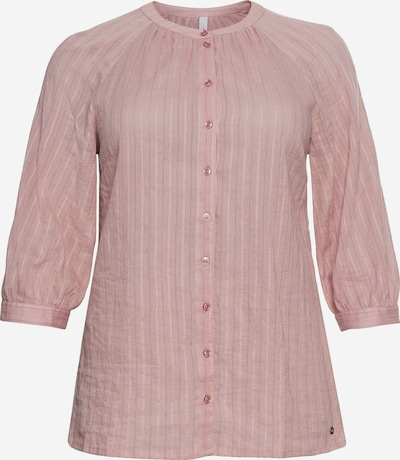 SHEEGO Bluse in mauve, Produktansicht