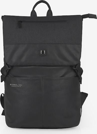 Gabol Sac à dos en noir, Vue avec produit