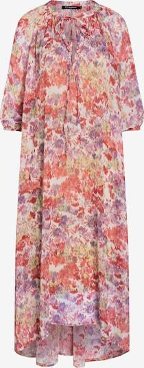Ana Alcazar Robe 'Deana' en mélange de couleurs, Vue avec produit
