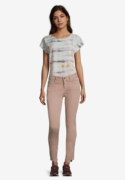 Cartoon Jeans in de kleur Beige, Modelweergave