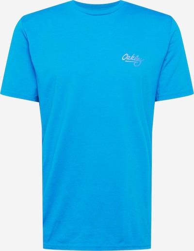 Sportiniai marškinėliai iš OAKLEY, spalva – vandens spalva / purpurinė / balta, Prekių apžvalga