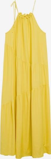 MANGO Kleid 'Meli' in gelb, Produktansicht