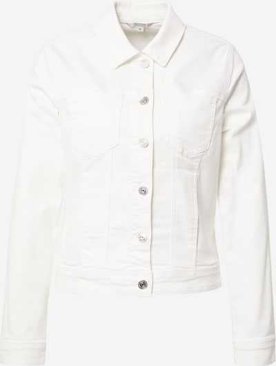 Ci comma casual identity Jacke in white denim, Produktansicht