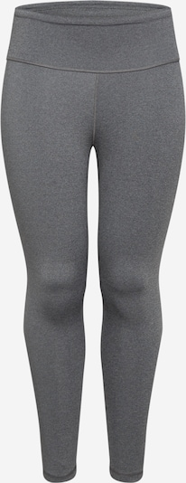ADIDAS PERFORMANCE Sports trousers in mottled grey, Item view